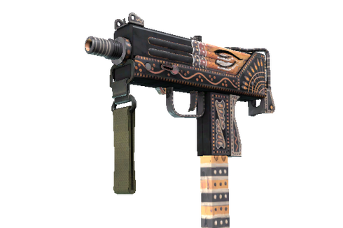 Buy StatTrak™ MAC-10 | Rangeen (Factory New)