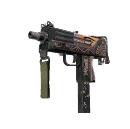 StatTrak™ MAC-10 | Rangeen (Well-Worn)