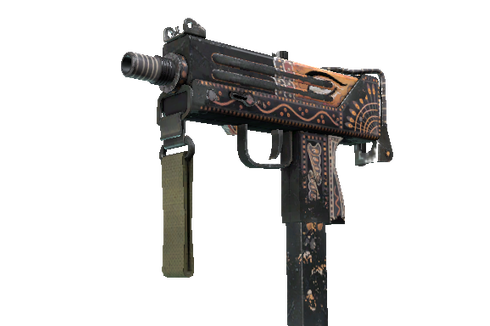 StatTrak™ MAC-10 | Rangeen (Well-Worn) Prices