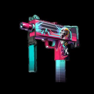 MAC-10 | Neon Rider (Factory New)