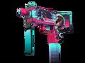 StatTrak™ MAC-10 | Neon Rider