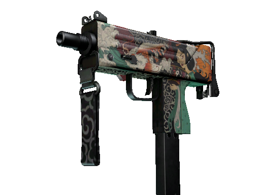 MAC-10 | Allure Well-Worn