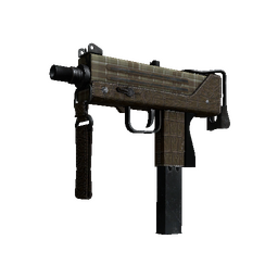 MAC-10 | Commuter (Well-Worn)