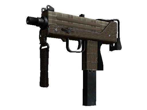 MAC-10 | Commuter (Battle-Scarred)