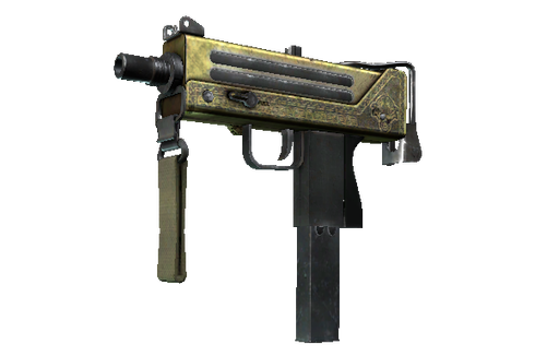 Buy MAC-10 | Graven (Battle-Scarred)