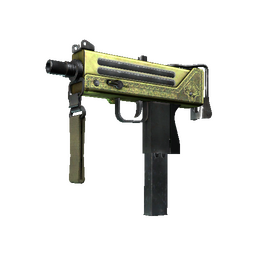 StatTrak™ MAC-10 | Graven (Well-Worn)