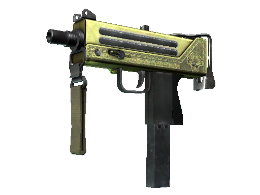 MAC-10 | Graven Field-Tested