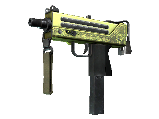 MAC-10 | Graven (Battle-Scarred)