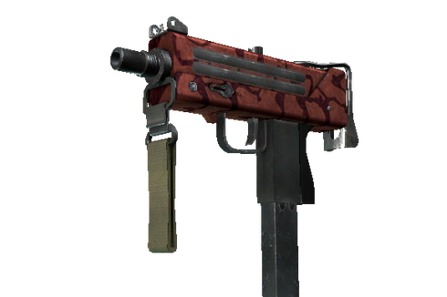 Buy MAC-10 | Carnivore (Battle-Scarred)