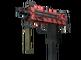 StatTrak™ MAC-10   Carnivore (Minimal Wear)