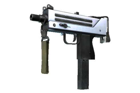 MAC-10 | Silver (Minimal Wear) Prices