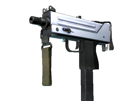 MAC-10 | Silver Factory New