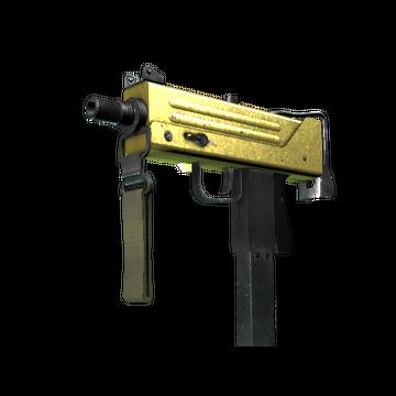 MAC-10 | Gold Brick