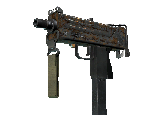 MAC-10 | Copper Borre Battle-Scarred