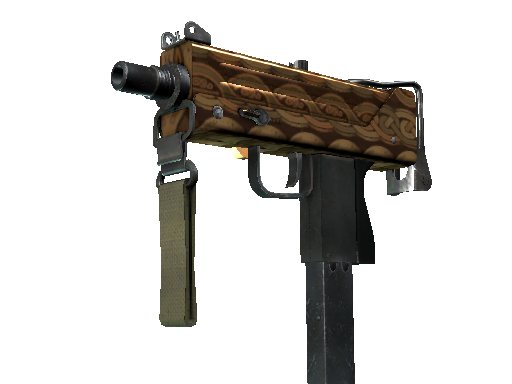 MAC-10 | Copper Borre Factory New