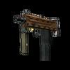 MAC-10 | Copper Borre <br>(Well-Worn)