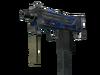 StatTrak™ MAC-10 | Lapis Gator (Battle-Scarred)