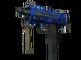 StatTrak™ MAC-10   Lapis Gator (Minimal Wear)