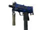 StatTrak™ MAC-10 | Lapis Gator (Field-Tested)