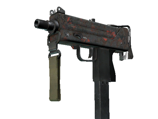 MAC-10 | Aloha Battle-Scarred