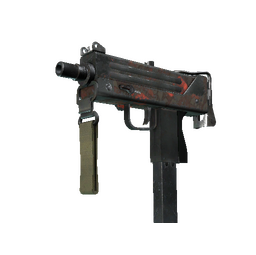 MAC-10 | Aloha (Battle-Scarred)