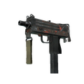 StatTrak™ MAC-10 | Aloha <br>(Battle-Scarred)