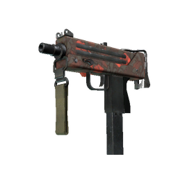 StatTrak™ MAC-10 | Aloha (Factory New)