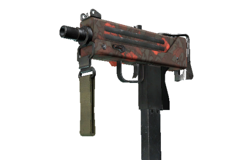Buy StatTrak™ MAC-10 | Aloha (Factory New)