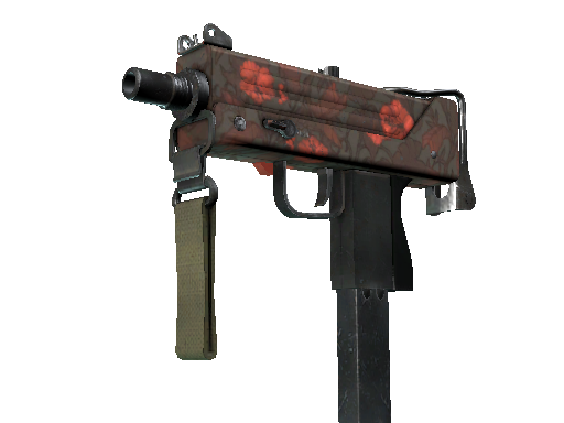 MAC-10 | Aloha (Field-Tested)
