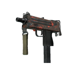 StatTrak™ MAC-10 | Aloha (Well-Worn)