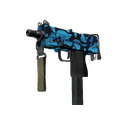 StatTrak™ MAC-10 | Oceanic <br>(Well-Worn)