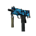 StatTrak™ MAC-10 | Oceanic <br>(Minimal Wear)