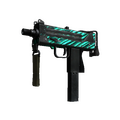 StatTrak™ MAC-10 | Malachite <br>(Battle-Scarred)