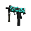 MAC-10 | Malachite (Field-Tested)