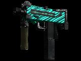 Weapon CSGO - MAC-10 Malachite