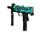StatTrak™ MAC-10 | Malachite (Field-Tested)