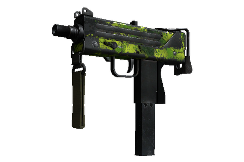 Souvenir MAC-10 | Nuclear Garden (Battle-Scarred) Prices
