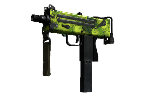 Souvenir MAC-10 | Nuclear Garden (Well-Worn) Prices
