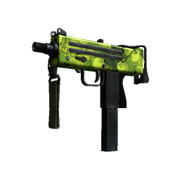 Souvenir MAC-10 | Nuclear Garden (Factory New)