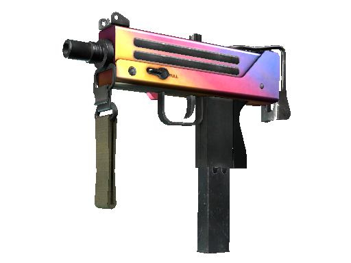MAC-10 | Fade Factory New