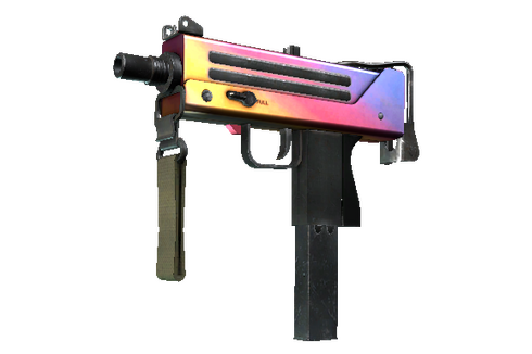 MAC-10   Fade (Factory New) Prices