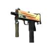 Souvenir MAC-10 | Amber Fade <br>(Field-Tested)