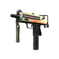 Souvenir MAC-10 | Amber Fade <br>(Well-Worn)