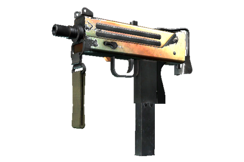MAC-10 | Amber Fade (Field-Tested) Prices