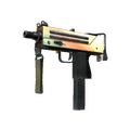 MAC-10 | Amber Fade <br>(Factory New)