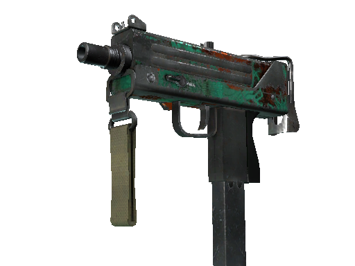MAC-10 | Last Dive Battle-Scarred