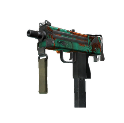 MAC-10 | Last Dive (Well-Worn)