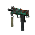 StatTrak™ MAC-10 | Last Dive <br>(Well-Worn)