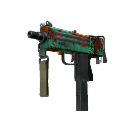 StatTrak™ MAC-10 | Last Dive (Factory New)