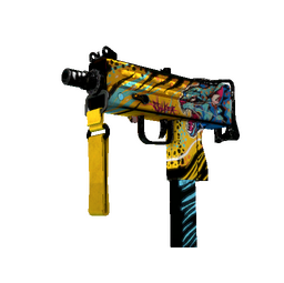 MAC-10 | Stalker (Battle-Scarred)